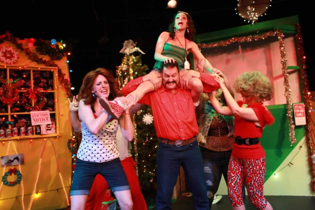 Trailer Park Christmas.The Great American Trailer Park Christmas Musical Actor S